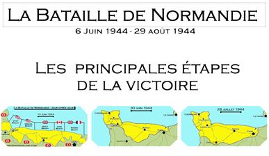 Bataille de Normandie jour après jour