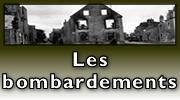 Lien : Les Normands face aux bombardements pendant la bataille de Normandie