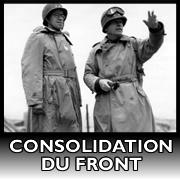 Lien : consolidation de la tête de pont alliée en Normandie