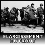 Lien : Elargissement de la tête de pont alliée en Normandie