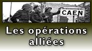 Lien : Les opérations alliées de la bataille de Normandie