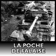 Lien : La Poche de Falaise pendant la bataille de Normandie