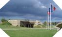 Image : Batterie de Merville et sa batterie de soutien à Franceville