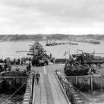 Les ports artificiels en Normandie