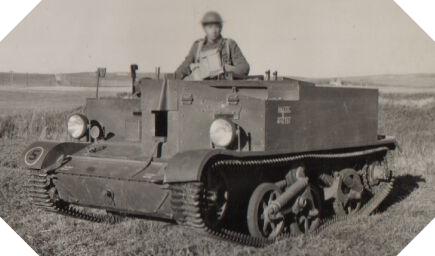 Image : Universal Bren Carrier N°2 Mk I