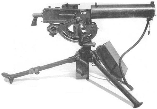 Image : Browning 1919A4 - Calibre 30