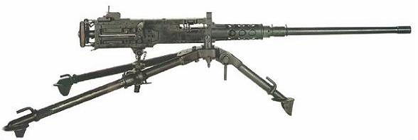 Image : Browning M2 HB - Calibre 50