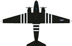 Image : avion C-47 Douglas Skytrain
