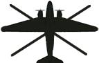 Image : avion C-47 Douglas Skytrain détruit