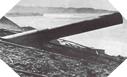 Images : Artillerie côtière allemande dirigée vers le large
