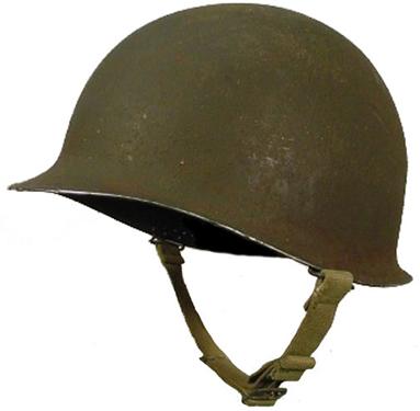 Image : Casque M1 Steel Helmet