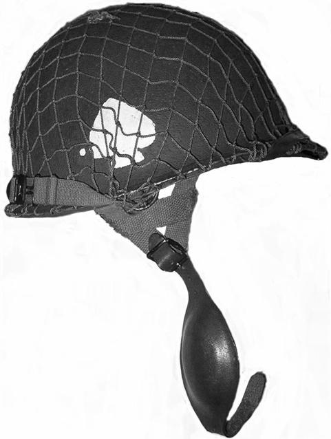 Image : Casque M1C Steel Helmet