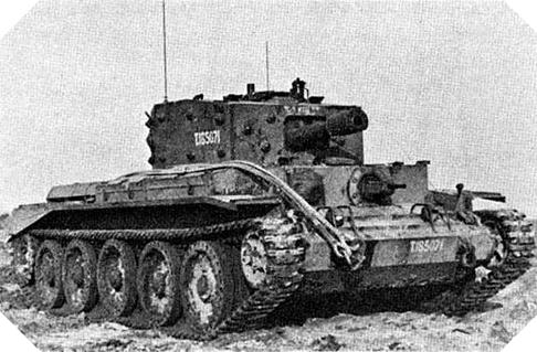 Image : Char Mk IV Centaur