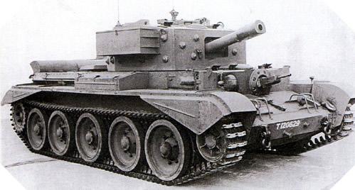 Image : Char Mk IV Cromwell