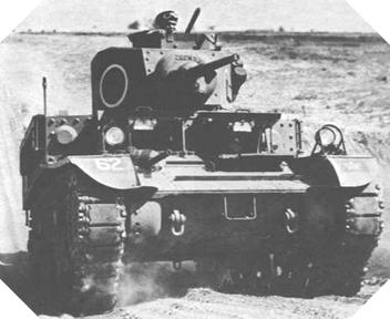 Image : Char M3 Stuart