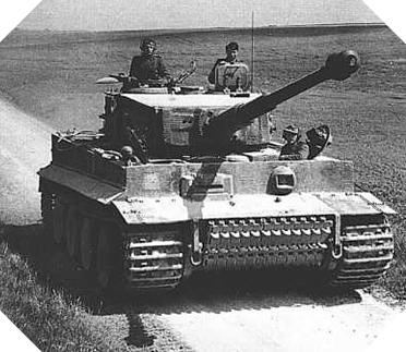 Image : char Tigre - <em>Panzer</em>kampfwagen VI (Tiger) Auf. E
