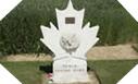 Image : Cimetière militaire Canadien de Cintheaux