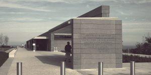 Centre d'information des visiteurs - Colleville-sur-Mer, Normandie