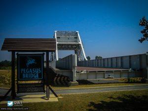 Pegasus Bridge - Ranville - Musée Pégasus