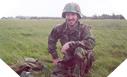Image : Le para US Scheideger, Mechanic des Special Forces (8 juin 2003)