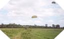 Image : Parachutage Américain à Sainte Mere Eglise (8 juin 2003)