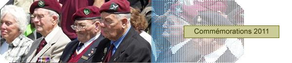 Photos du 67ème anniversaire du débarquement de Normandie
