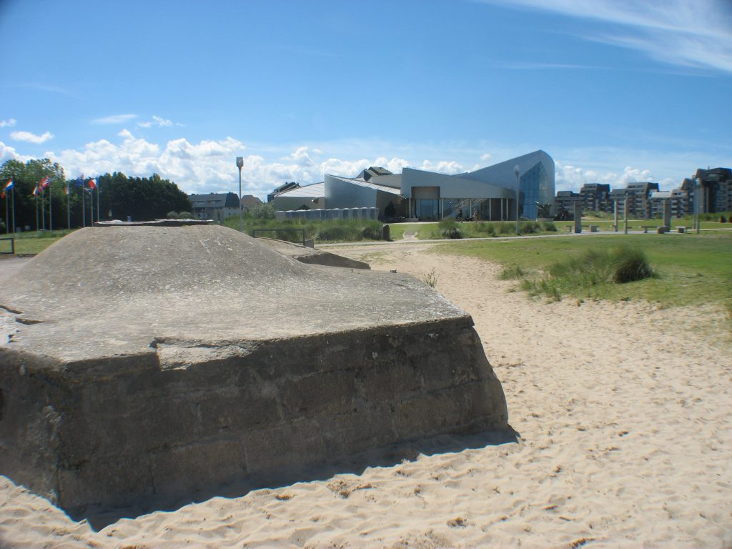 Centre Juno Beach - Courseulles-sur-Mer, Normandie