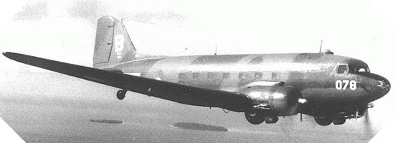 Image : Douglas C-47 Dakota - Skytrain