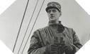 Image : Le général de Gaulle à bord de La Combattante le 14 juin 1944