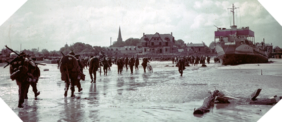 Image : Débarquement de Normandie