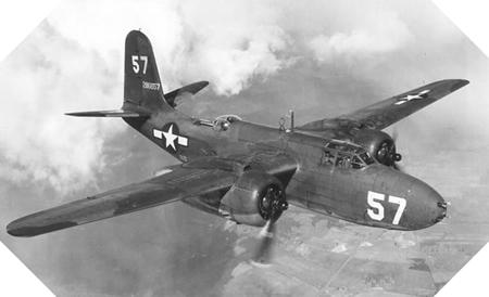Image : Douglas A-20 Havoc