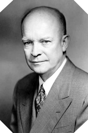 Image : Dwight D. Eisenhower