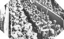 Image : L'embarquement de soldats Américains sur les navires de transport alliés