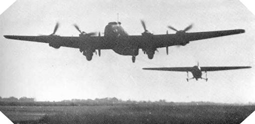 Image : opérations aériennes le 6 juin 1944