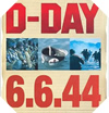 Image : D-Day, 6.6.44