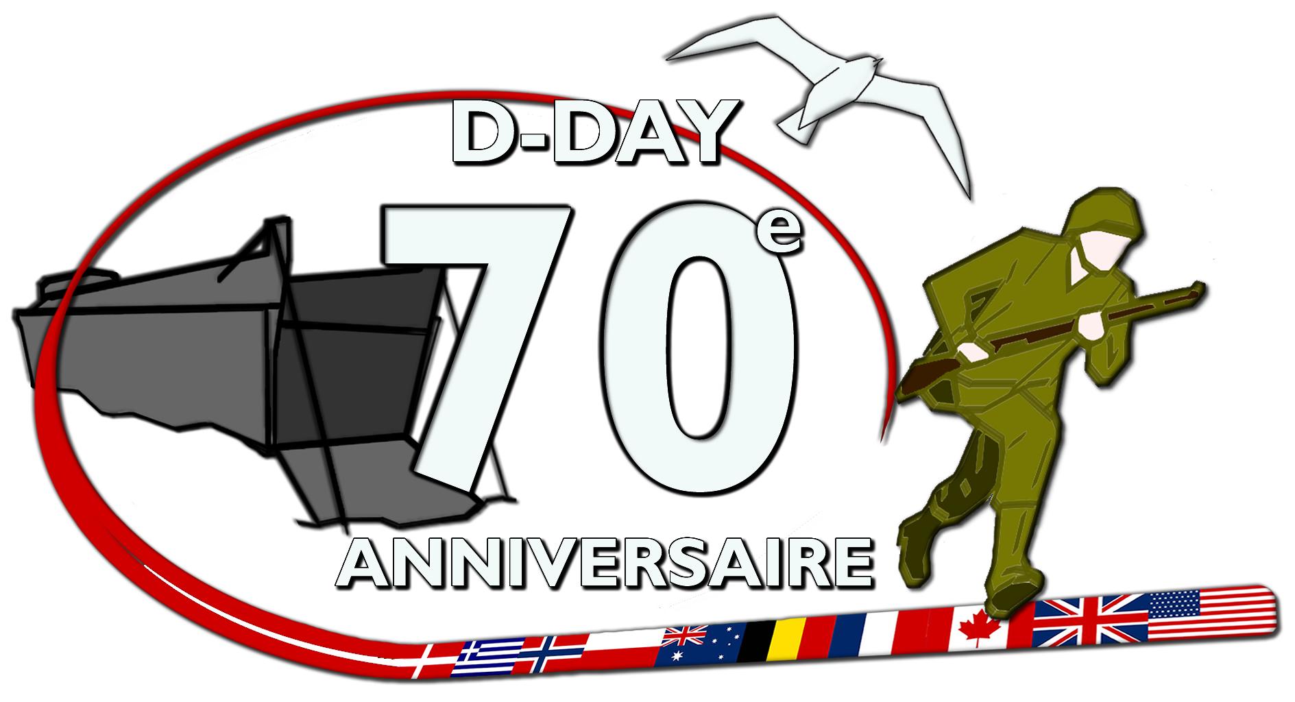 Image : 70ème anniversaire du débarquement et de la bataille de Normandie