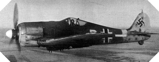 Image : Focke Wulf Fw-190 A-8