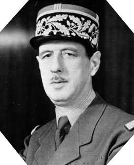 Image : Charles de Gaulle