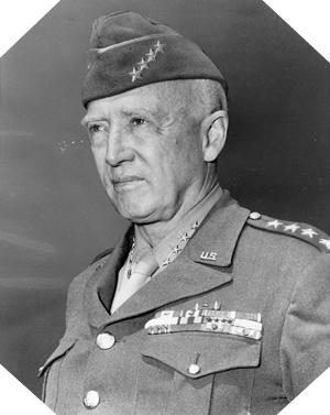 Image : George S. Patton