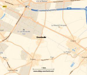 Grentheville, Calvados, Normandie