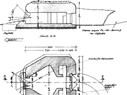 Image : Plans et caractéristiques de la casemate pour canon de campagne H669