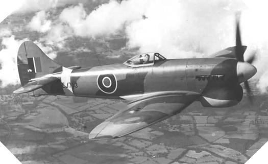Image : Hawker Tempest Mk V