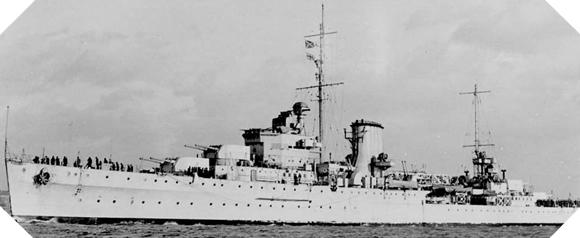 Image : HMS Ajax
