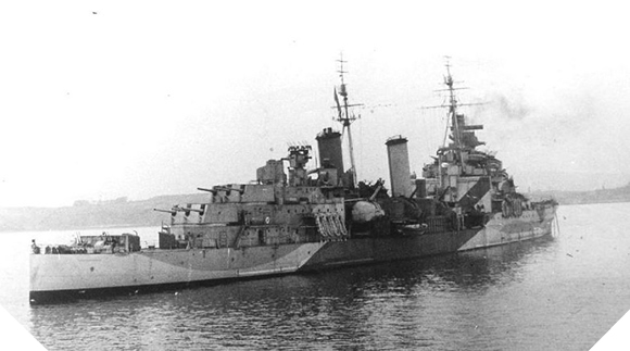 Image : HMS Belfast