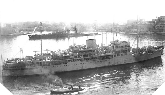 Image : HMS Bulolo