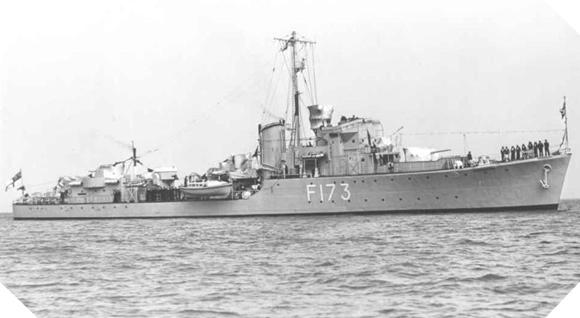 Image : HMS Cattistock