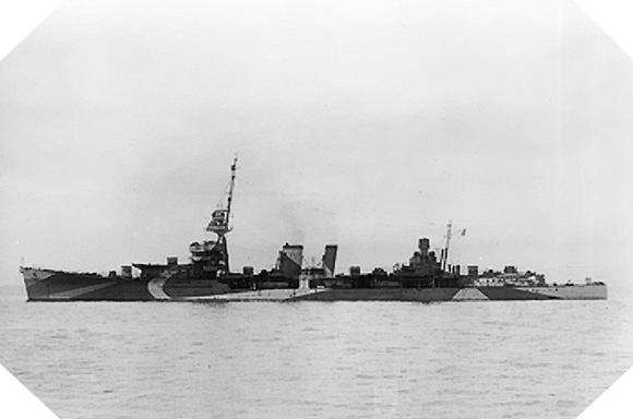 Image : HMS Durban
