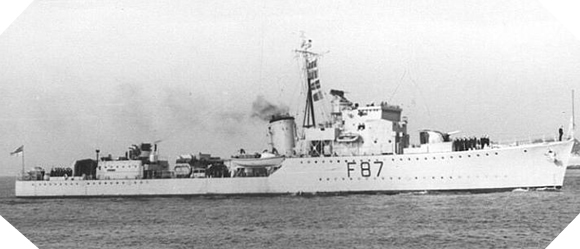 Image : HMS Eglinton