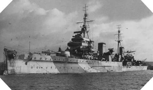 Image : HMS Enterprise