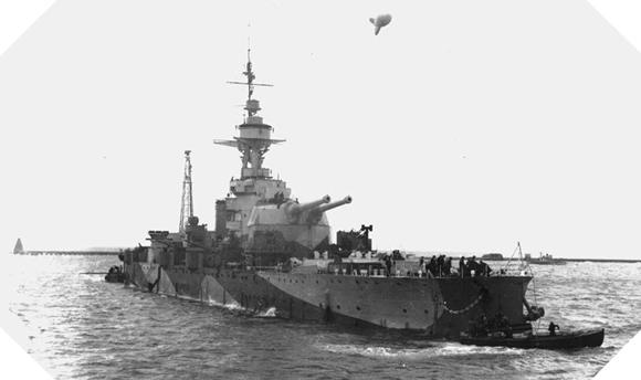 Image : HMS Erebus